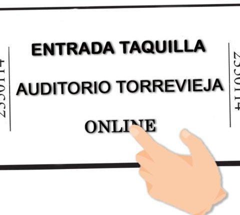 Entrada Auditorio Online