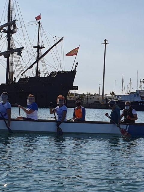 Dragón Boat BCS Valencia- RCNT- torrevieja funciona