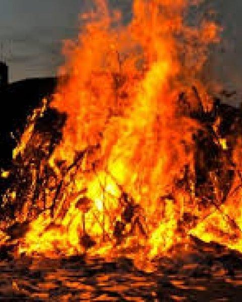Origen de la Noche de San Juan- torreviejafunciona